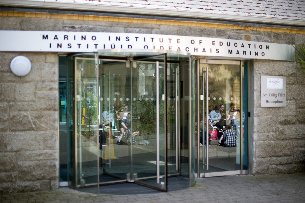 How to Apply - Marino Institute of Education