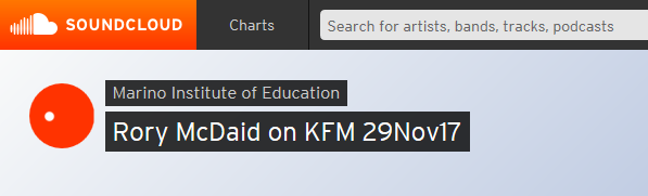 Soundcloud KFM Image Nov 2017